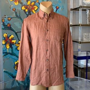 Men's dress/casual Shirt by Canali made in Italy